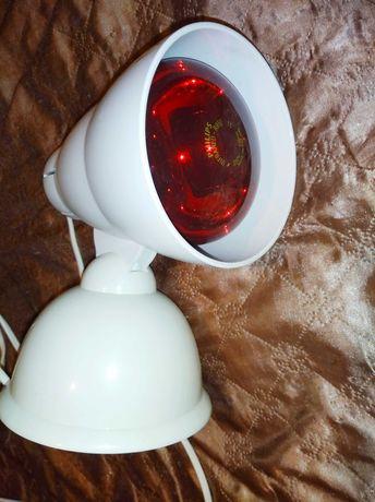 Lecznicza lampa na podczerwień Medisana
