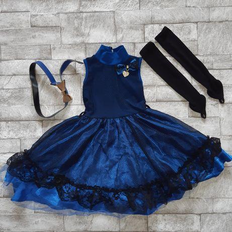 Платье, новый год день рождения 3 года