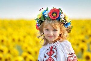 Венок украинский, український вінок, віночок, аренда продаж