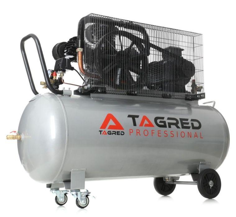 Kompresor olejowy, sprężarka TAGRED TA311B 300L 3 tłoki 400V