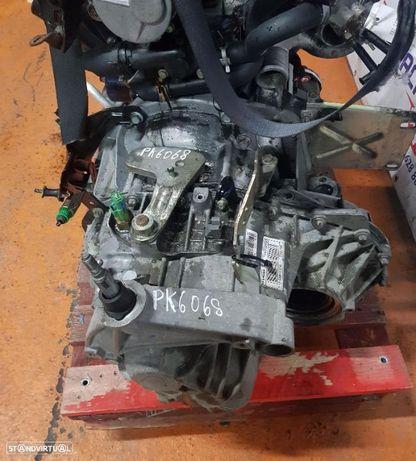 Caixa Velocidades Renault Laguna II 1.9 Dci Ref. PK6068