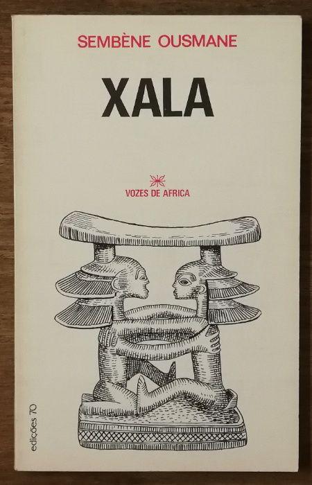xala, sembène ousmane, vozes de áfrica, edições 70 Estrela - imagem 1