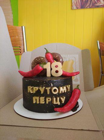 Торт на заказ Мариуполь