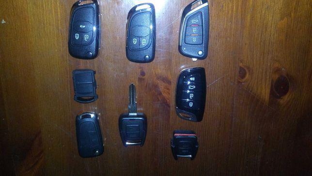Chaves Corte e progamação de chaves para automóvel e motos