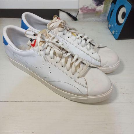 Кроссовки Найк мужские большой размер! 47,5 Nike оригинал белые