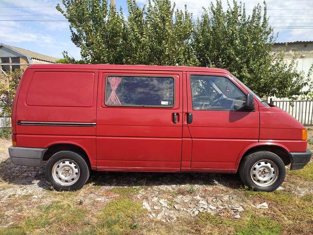 Volkswagen transporter T4 1991 2.4 дизель