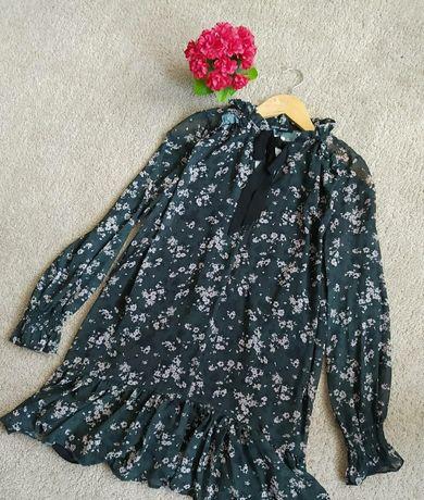 Продам новое платье свободного кроя