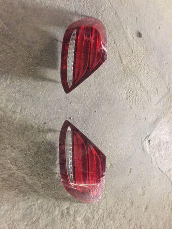 Задние фонари mercedes W213