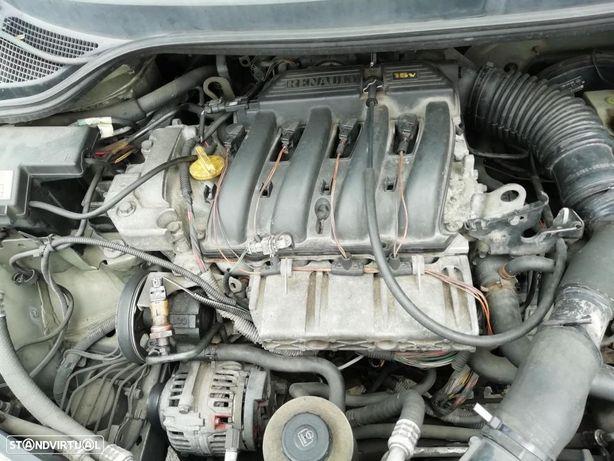Motor Renault 1.4 16v para tirar peças