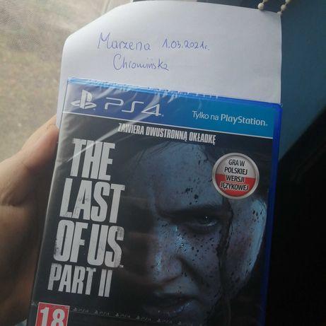 Gra The Last of Us 2 Polska Wersja Nowa