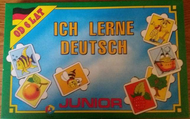 Puzzle Ich lerne deutsch