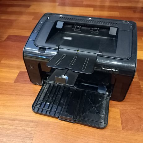 Drukarka laserowa HP LaserJet P1102w WiFi komplet stan bardzo dobry