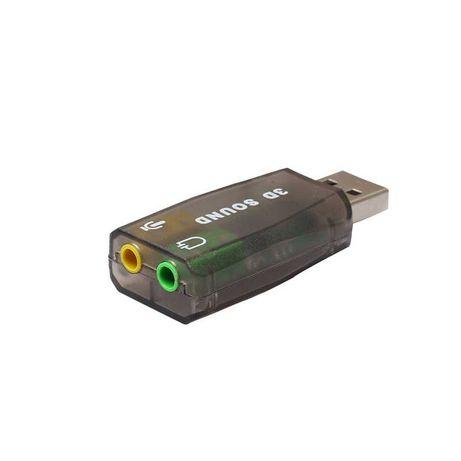 ZRX pro mini Внешняя USB звуковая карта для компьютера и ноутбука 3D