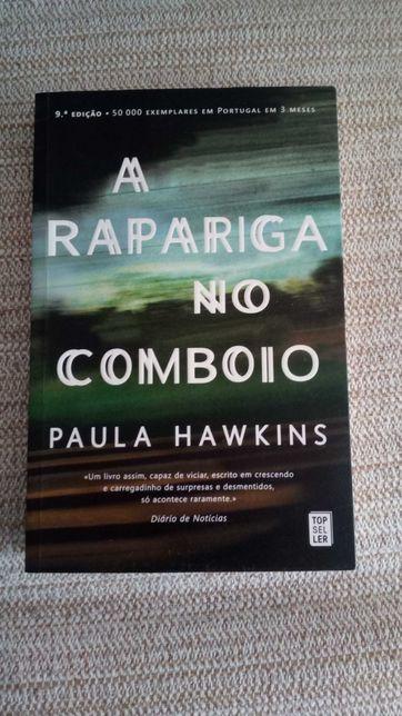 A Rapariga no Comboio, Paula Hawkins (Portes Incluídos)
