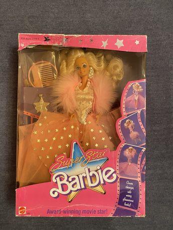 Barbie Superstar 1988 nowa lalka kolekcjonerska unikat
