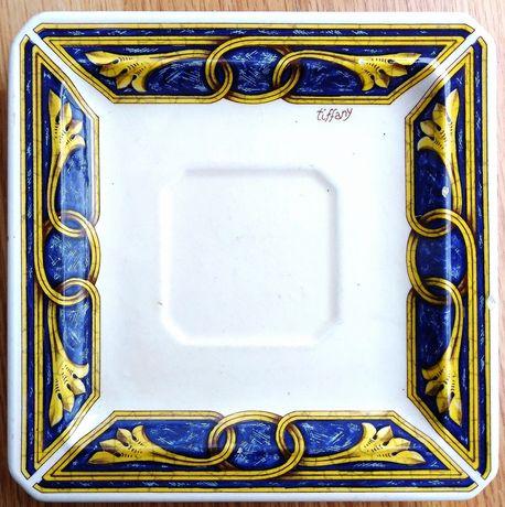 Mały talerz Tiffany Boutiqe Italia