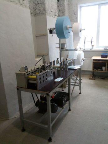 Линия (станок, оборудование) по производству масок