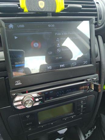 Auto rádio 1 DIN