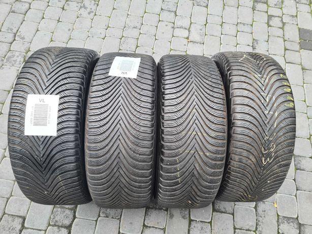 Opony Michelin Alpin 5 - 225/55/17