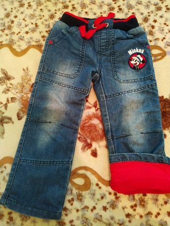 Джинсы от 2 до 4 лет. Спортивные штаны. Термо белье