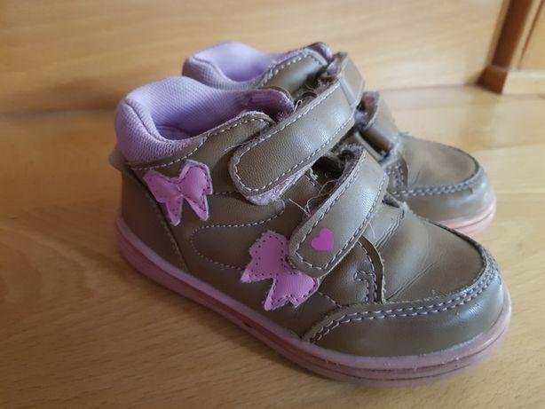 Buty dla dziewczynki 22