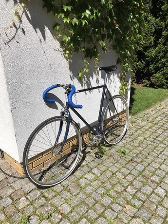 Single speed rower szosowy r.58 vintage peugeot kolarzówka