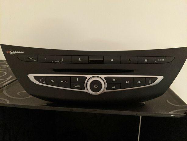 Auto-rádio Cabasse Tronic Renault Laguna 3