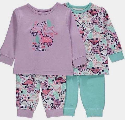 Новая пижама george 18-24 мес для мальчика девочки