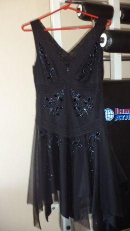 Коктельное платье Oasis р 38+ сумочка