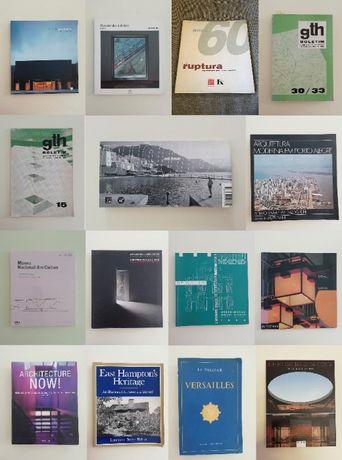 Livros de Arquitectura - Monografias