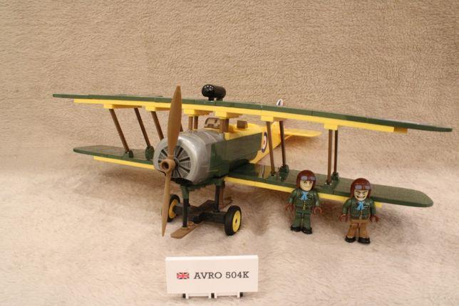 Avro 504K 2977 Klocki Cobi