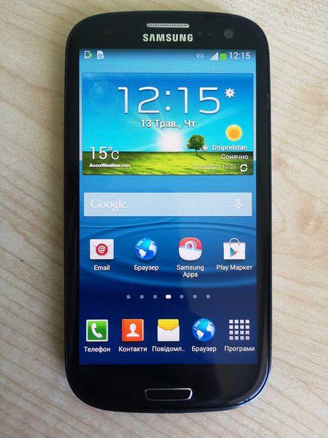 Смартфон Samsung Galaxy S3 Duos I9300I (62499)