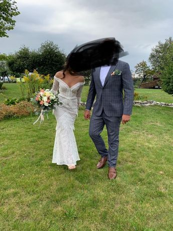 Suknia ślubna RARA AVIS Luchian