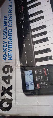 Piano ALESIS QX49
