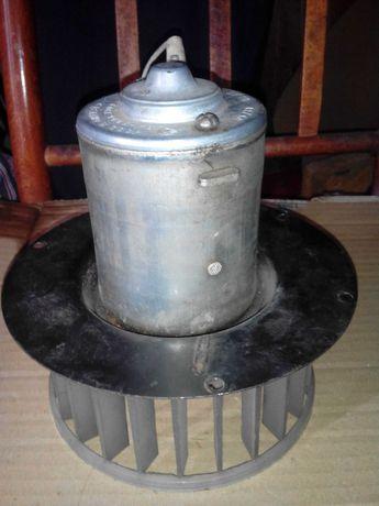Воздушный электромотор отопителя камаз