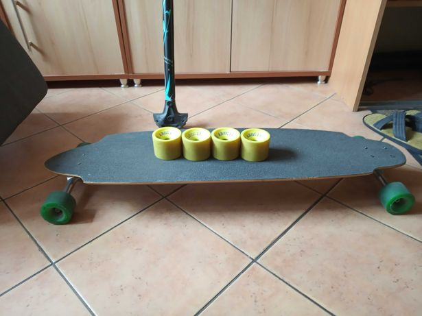 """Longboard Earthwing Belly Carver Carbon 37,5"""""""
