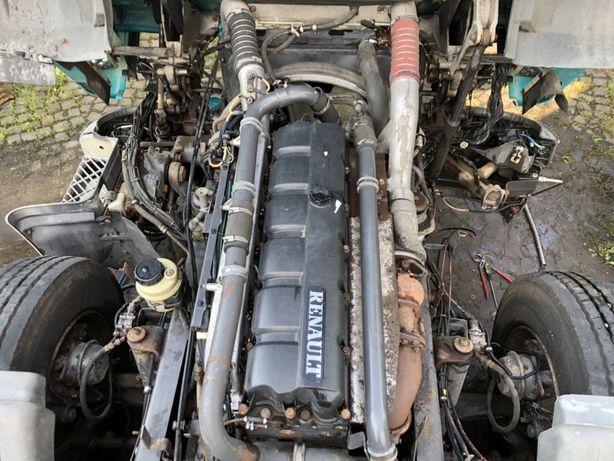 Двигун двигатель мотор Рено Премиум Renault Premium DCI 420 dc11