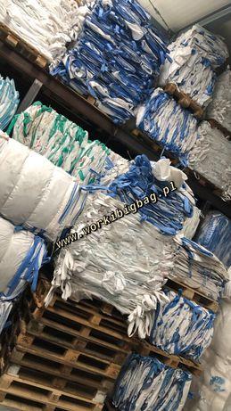 Worki Big Bag 500kg 750kg 1000kg 170cm Hurt i Detal Wysyłka od 10 szt