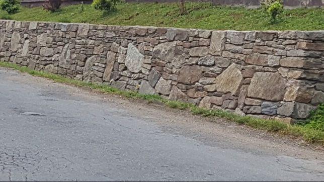 Kamień, kamien z rozbiórki