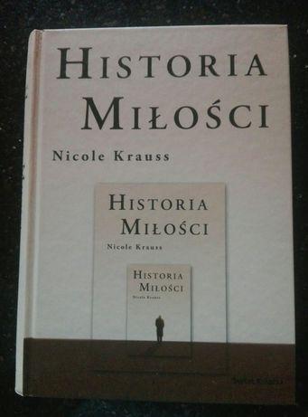 Historia miłości Nicole Krauss