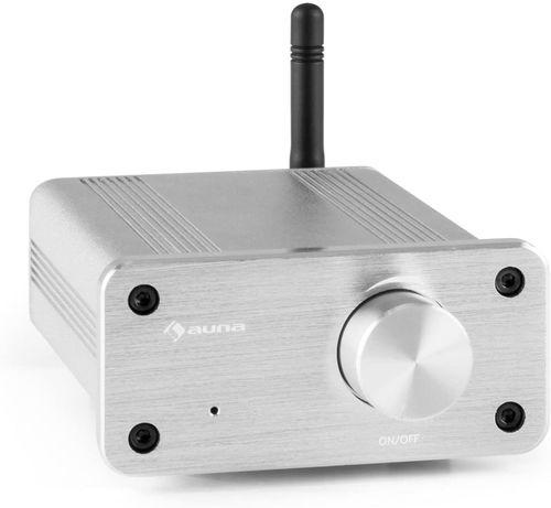 Цифровой Bluetooth усилитель Auna BT Bro Mini Hi-Fi Stereo.