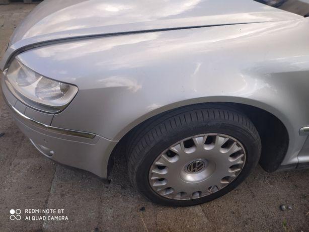 Volkswagen Phaeton błotnik lewy