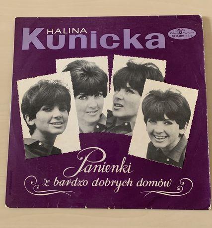 Halina Kunicka Panienki z bardzo dobrych domów 1967 - płyta winylowa