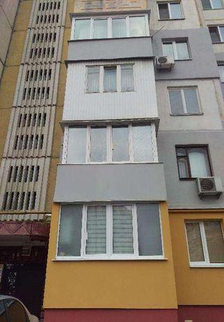 Балкон (лоджия) с УСТАНОВКОЙ и комплектующими