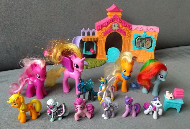My Little Pony Szkoła i figurki Hasbro MLP