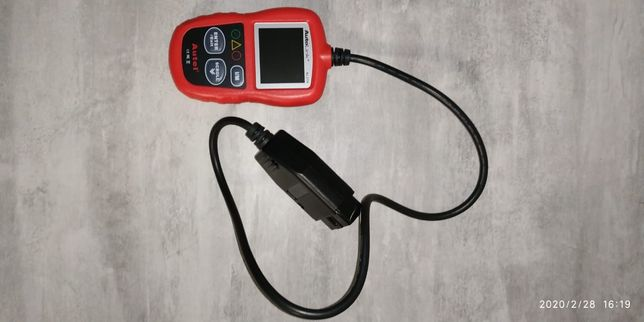 Автомобіьний Діагностичний Сканер Autel AutoLink AL329