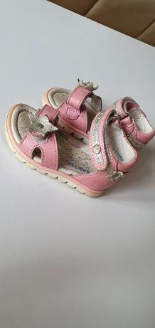 Sandałki Bartek dla dziewczynki 19