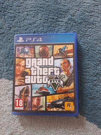 Gra GTA V (five)