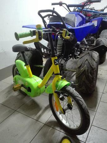 rowerek dla dziecka decathlon 14'