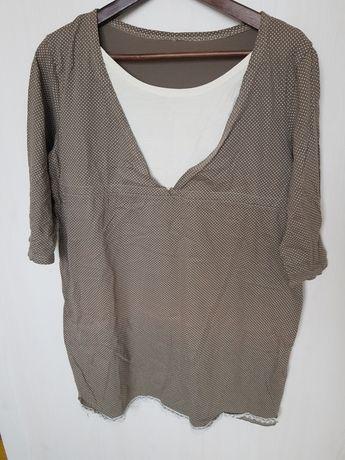 Koszula nocna dla karmiącej mamy rozmiar L/XL